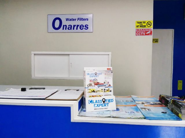 Onarres Water Filter