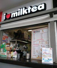 I Love Milk Tea